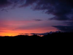 Sunset by Tim Carl